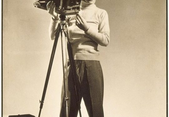 Margaret Bourke-White, Self-Portrait